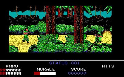 Platoon game screenshot