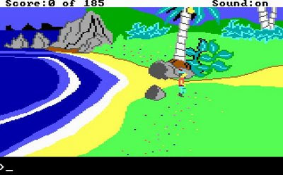 King's Quest 2 screenshot