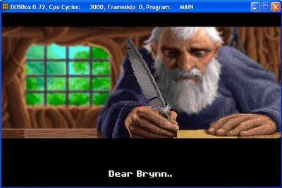 Legend of Kyrandia screenshot