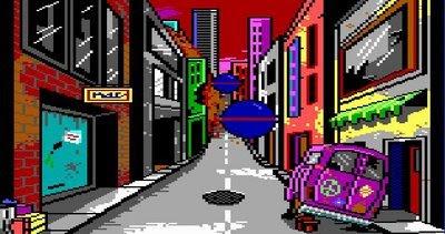 Manhunter 2 screenshot