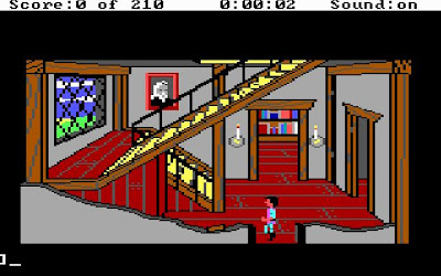 King's Quest 3 PC game screenshot