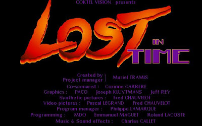 Lost in Time screenshot