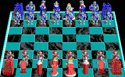 Battle Chess PC game screenshot