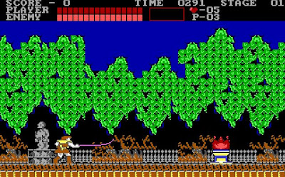 Castlevania PC game screenshot