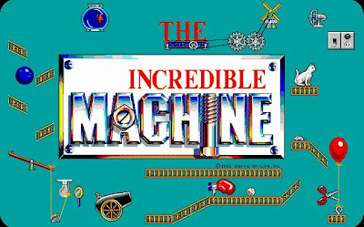 The Incredible Machine PC game screenshot