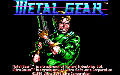 Metal Gear