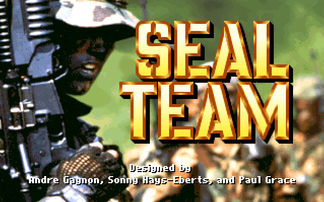 seal team. The Seal Team Has Landed!:
