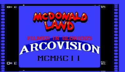 McDonald Land