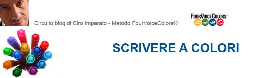 Scrivere a colori con FourVoiceColors®