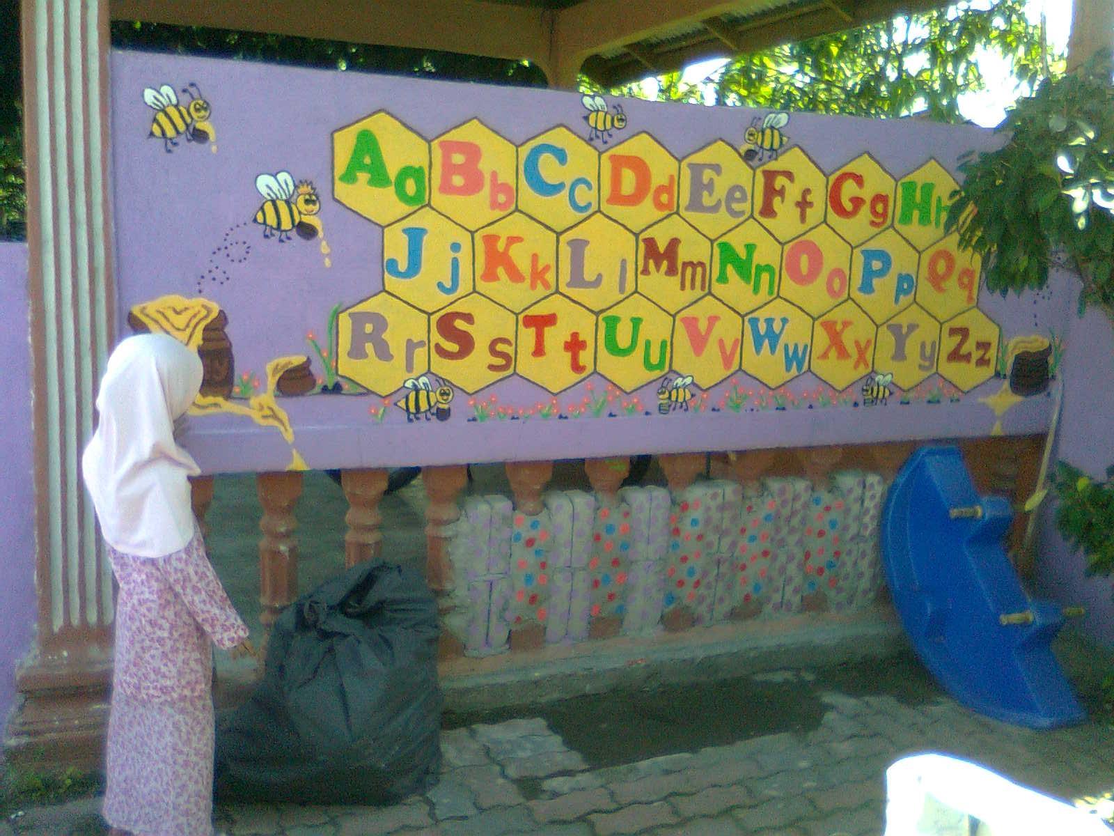 Hafa mc diamond glass d painting or fainting for Mural tadika