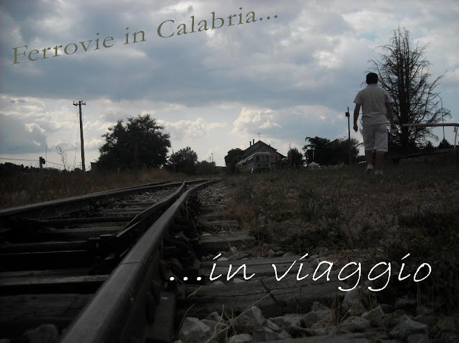 Ferrovie in Calabria in viaggio