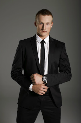 Steven Stamkos - Young Ice Hockey Star and NHL First Overall Draft Pick
