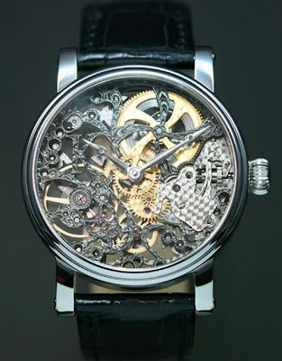 independent watchmaker Stefan Kudoke