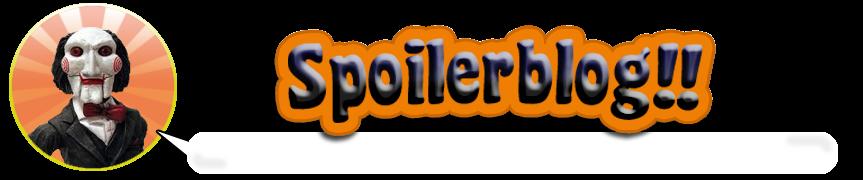 Spoilerblog