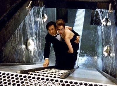 The Tuxedo Starring Jackie Chan and Jennifer Love Hewitt