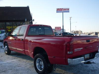 dodge ram 3500 dually. Ride Auto: 2004 Dodge Ram 3500
