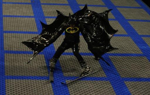 carnaval nerd batman