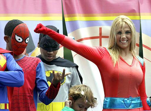 carnaval nerd heróis carla perez