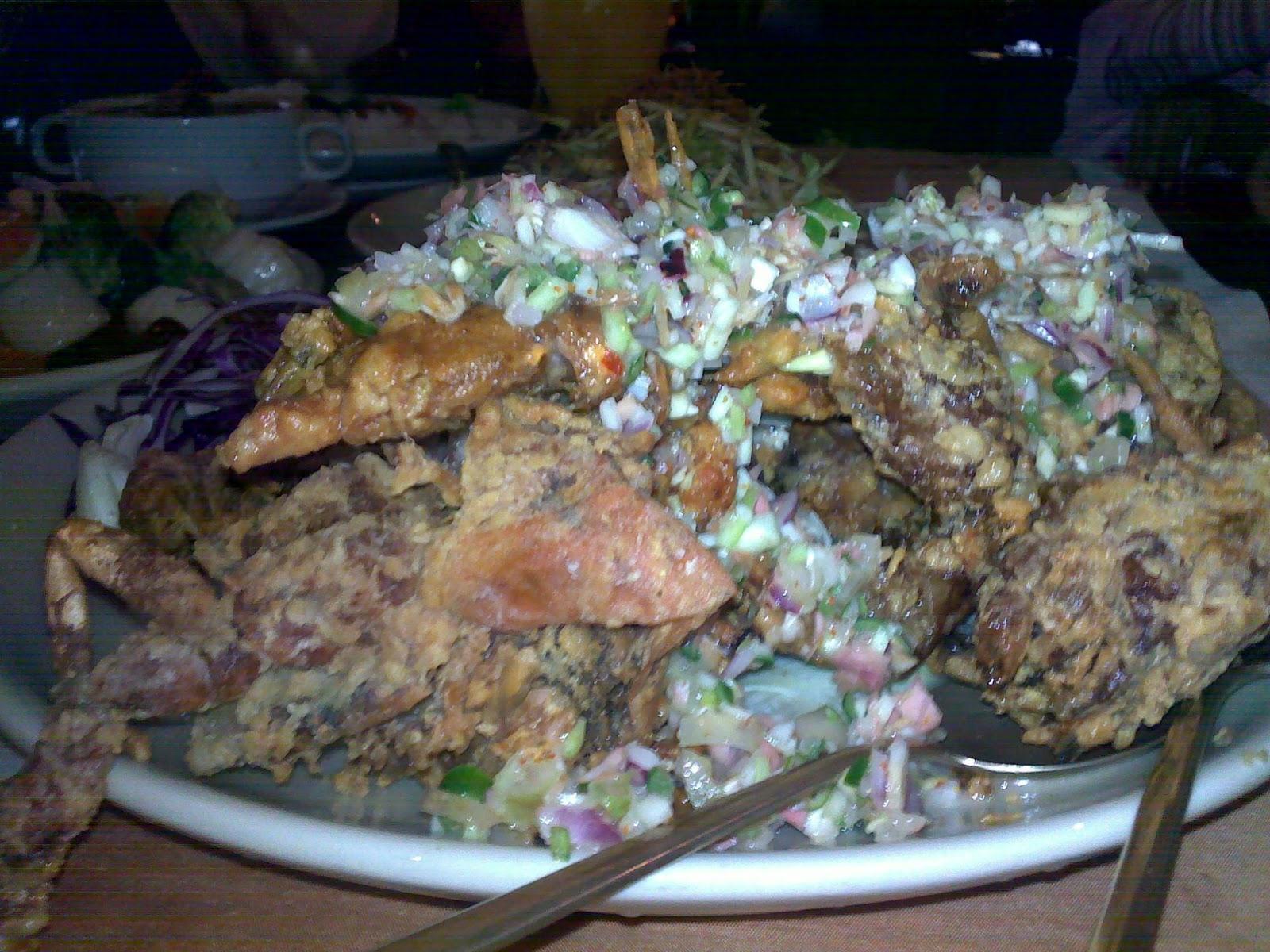 Sri ayutthaya usj best thai seafood ever malxn blog for Ayutthaya thai cuisine