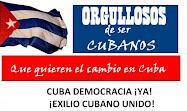 LIBERTAD Y DEMOCRACIA PARA CUBA
