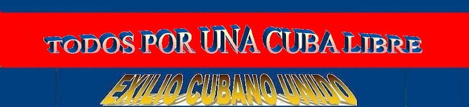 TODOS POR UNA CUBA LIBRE