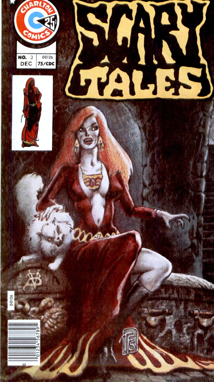 Read online Scary Tales comic -  Issue #3 - 1