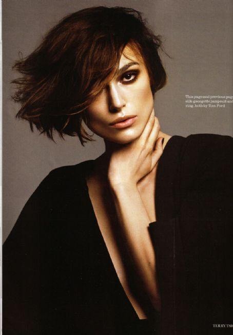 keira knightley style. The first is Keira Knightley