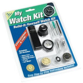 Horology crazy do it yourself watch kit what you get solutioingenieria Choice Image