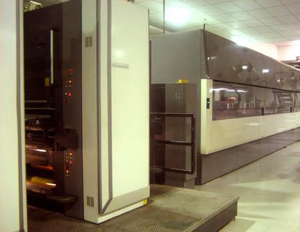 Heatset Printing