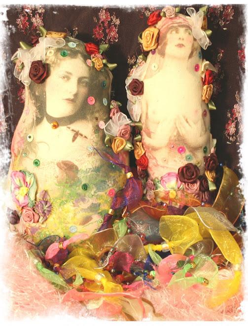 print dolls