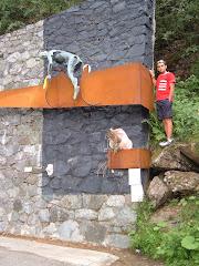 Recordant a Pantani al Mortirolo
