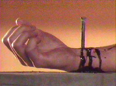 wrist crucify