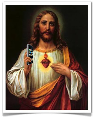 iPhone Jesus