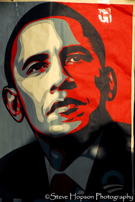 Che Obama poster