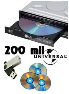 200.000 Universal Windows Drivers - 2009 FGJ