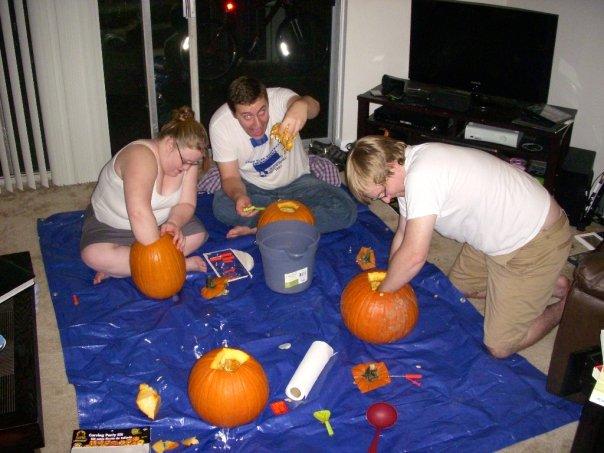 [pumpkins]