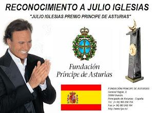 !!!RECONOCIMIENTO A JULIO IGLESIAS!!!