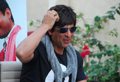 Shahrukh Khan Stills at Billa Press conference