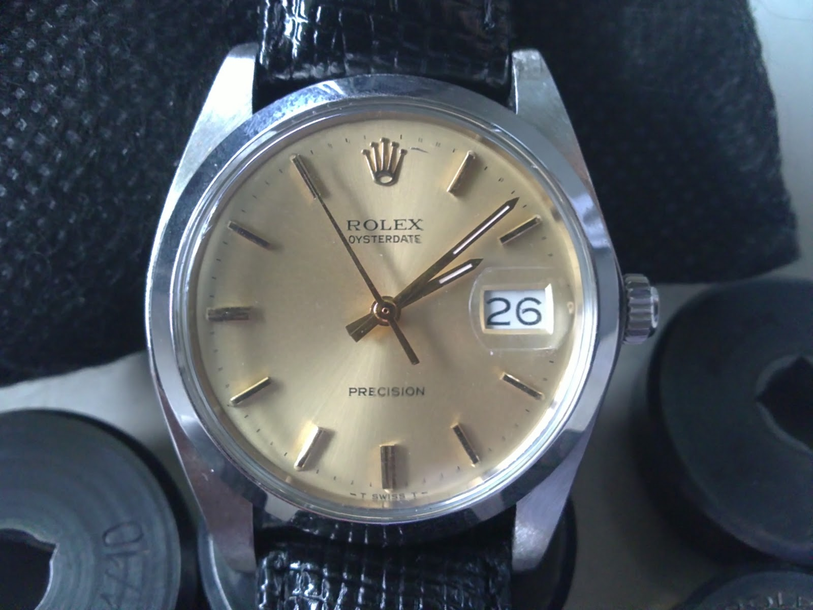how to find your rolex model