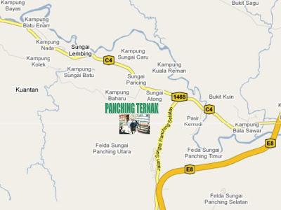 Peta ke Panching Ternak