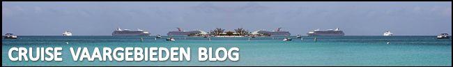 Cruise vaargebieden