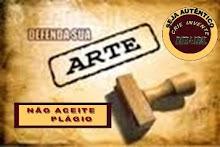 DEFENDO NOSSA ARTE!