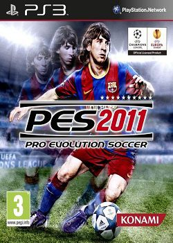 Download Pro Evolution Soccer 2011 PAL EUR