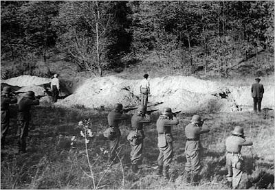 ... by Serbian Chetniks (Nazi collaborators) in October 1941 in Serbia