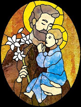 St. Joseph and the Sweet Baby Jesus