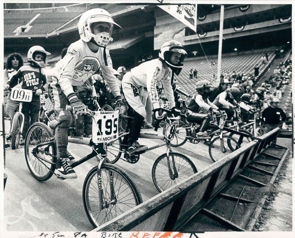 Vintage Bmx Racing 95