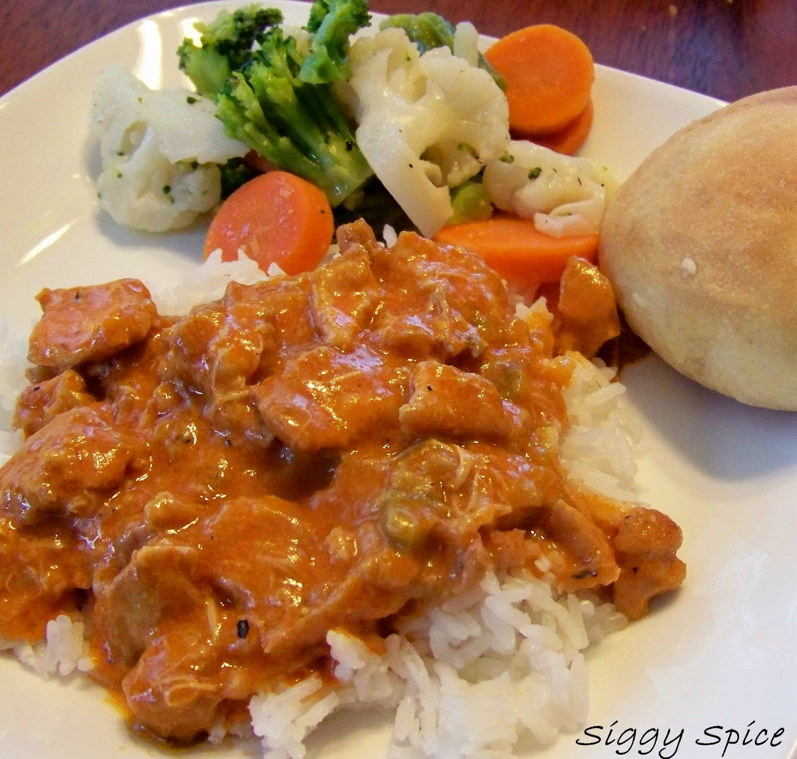 Siggy Spice: German Chicken Paprikash