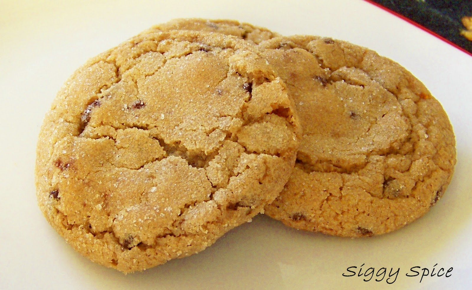 ... : Cappuccino Chip Cookies and Fudge Puddles. It's a Cookie Two-fer