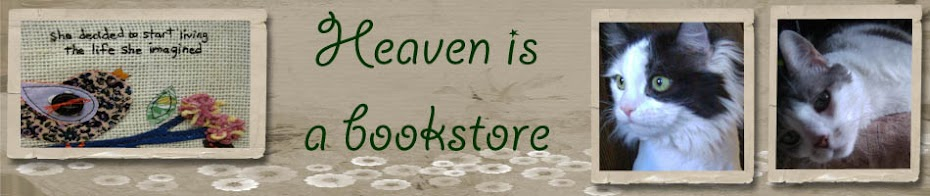 Heaven is a Bookstore about life, love, cats, photography, writing, tmj, retail