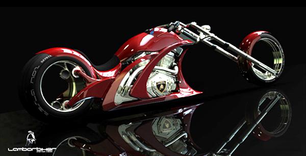 lamborghini bike